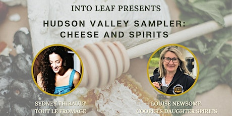 Hudson Valley Cheese and Spirits Sampler tickets