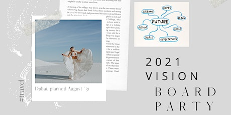 2022 Vision Board Party - Virtual Day In! tickets
