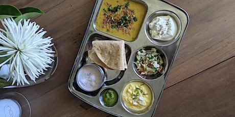 Vegan & Vegetarian Indian Cooking tickets