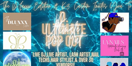 D. Ultimate Summer Pop Out tickets