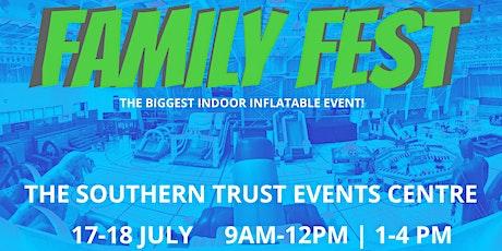 Family Fest Timaru tickets
