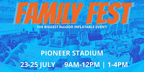Family Fest Christchurch tickets