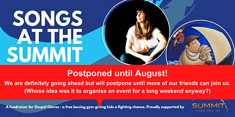 Songs at the Summit tickets