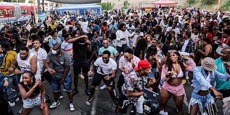"""MA HOST: LOS ANGELES BLOCK PARTY PART II """"JUNETEENTH WEEKEND EDITION"""" tickets"""