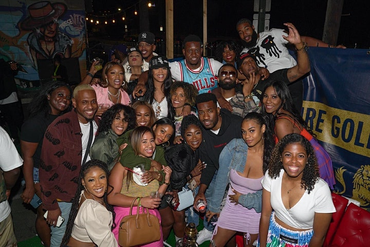 """MA HOST: LOS ANGELES BLOCK PARTY PART II """"JUNETEENTH WEEKEND EDITION"""" image"""