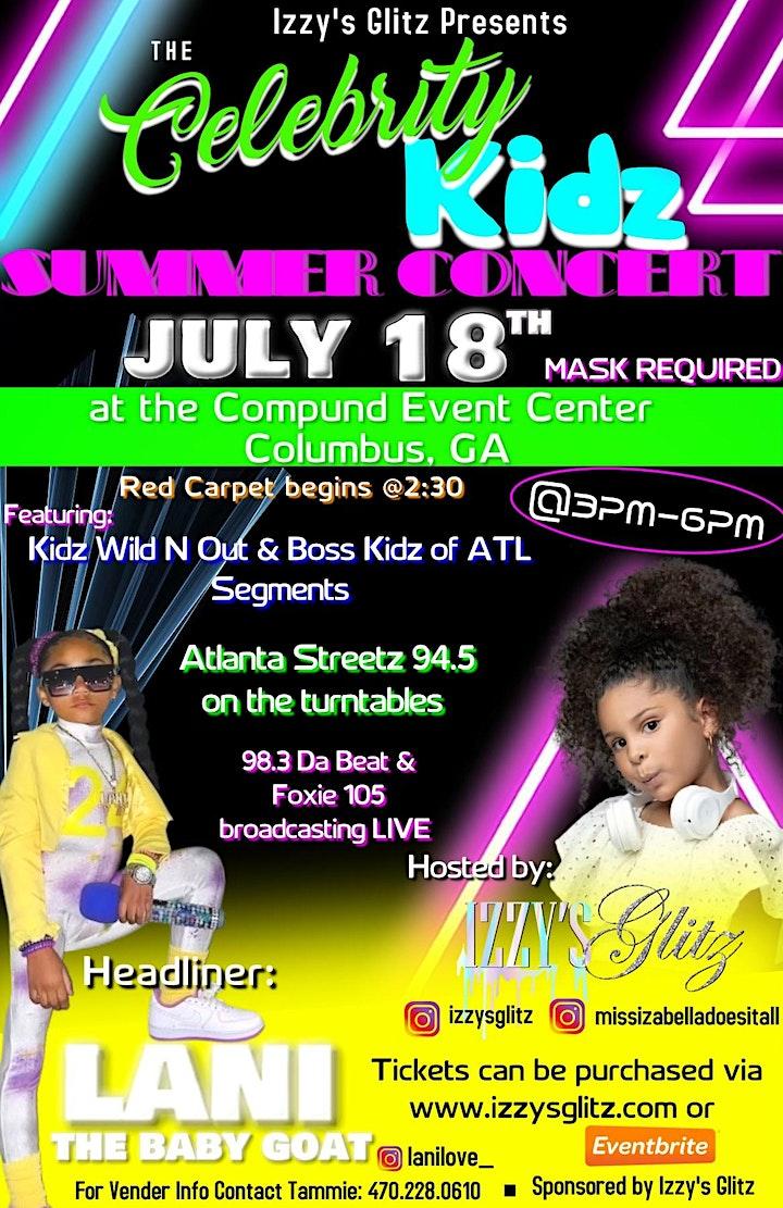The Celebrity Kidz Summer Concert image