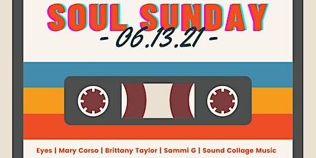 Soul Sunday tickets