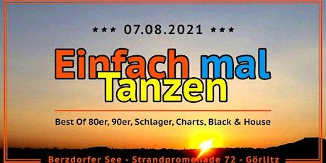 Einfach mal Tanzen - Sommer Open Air 2021 Tickets