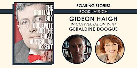 Book launch: The Brilliant Boy by Gideon Haigh tickets