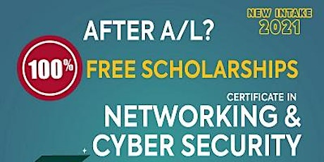 Free Certificate in Cyber Security and Networking Training tickets