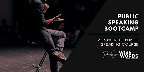 Toowoomba Public Speaking Bootcamp & Pt.1 Powerful Public Speaking Course tickets