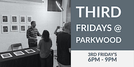 Third Friday Art Experience & Open House tickets