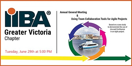 AGM + Using Team Collaboration Tools for Agile Projects tickets