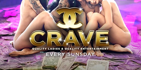 Copy of CRAVE tickets
