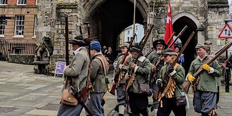 Civil War to Restoration Walking Tour tickets