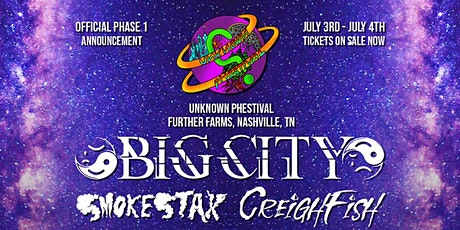 unKnown pHestival Music & Arts Experience tickets