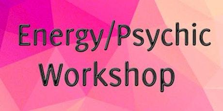 Energy/Psychic Workshop tickets