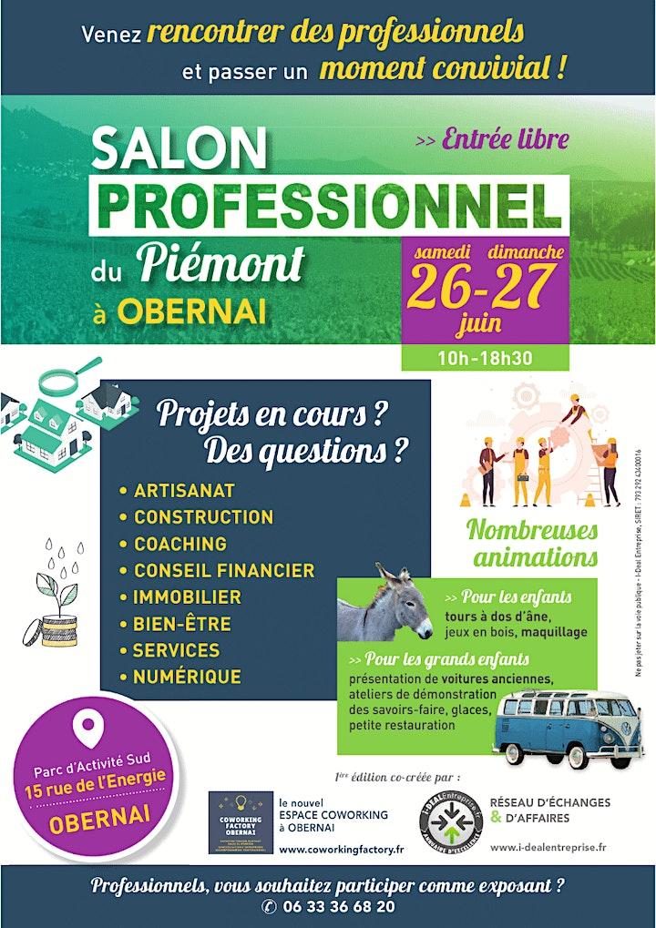 Image pour Salon Professionnel du Piémont 2021