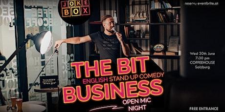 The Bit Business Tickets