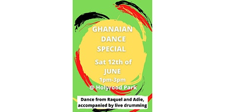 Ghanaian Dance Special tickets