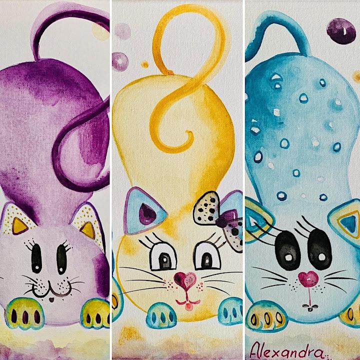 Hola Kitties / kids image