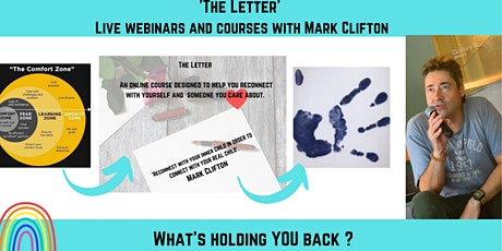 Reconnect with your Inner Hero - The Letter 'live' webinar tickets