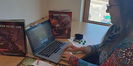 Dungeons & Dragons virtual tickets