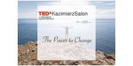 TEDxKazimierz Salon - The Power To Change tickets
