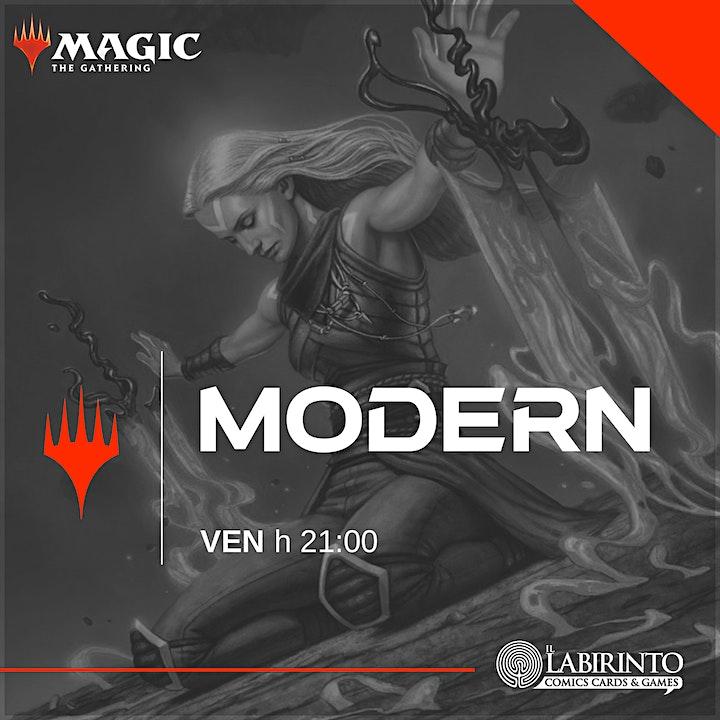 Immagine Mtg MODERN | Venerdì - h 21:00