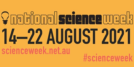 Meet Us - To inspire the ACT this August - National Science Week tickets