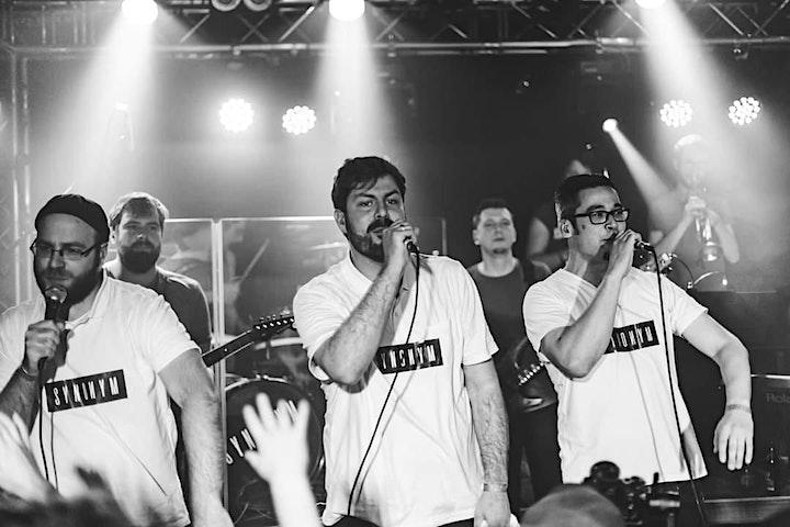 Stage38: Rapper/MC JPen feat. Derah: Bild