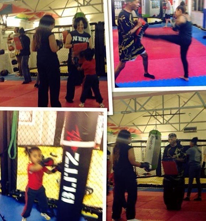 Self Defence trial for Kids/families image