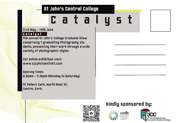 Catalyst St John's Central College Photographic Studies Exhibition image
