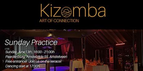 Kizomba Sunday Practice 2e Edition tickets