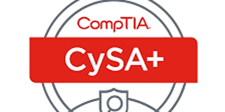 Free (funded by SAAS) CompTIA CySA+ (Cyber Security) @ Edinburgh tickets