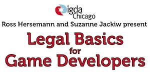 Legal Basics for Game Developers