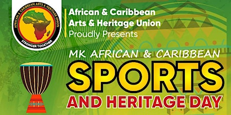 AFRICAN & CARIBBEAN SPORTS AND HERITAGE DAY tickets