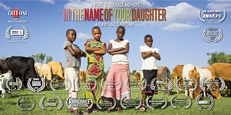 In The Name Of Your Daughter film screening tickets