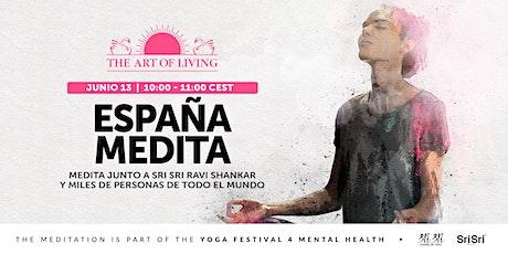 Festival de Yoga por la Salud Mental biglietti