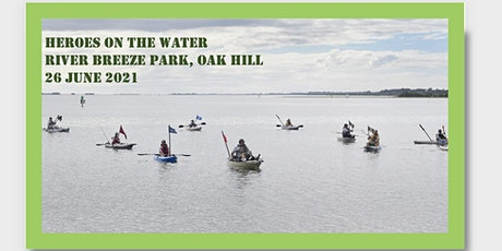 Heroes On the Water - Space Coast Chapter - Oak Hill - River Breeze Park tickets