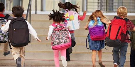 Back-to-School Backpack Drive tickets