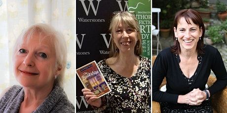 Stellar Scribes - meet the authors Nikki Copleston, Jan Ellis, Sonya Price tickets
