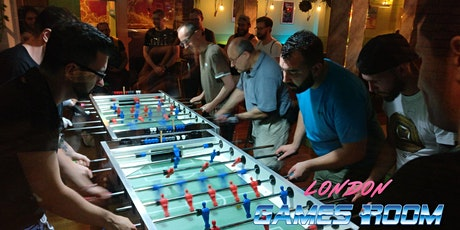 LTFC - OPEN DOUBLES @ FOOSBALL CLUB - EURO 2021 SPECIAL tickets