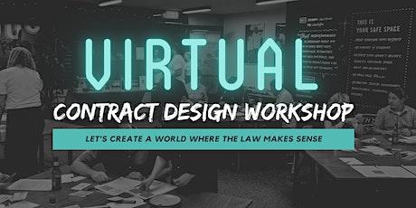 Contract Design Workshop [ Online Event ] tickets