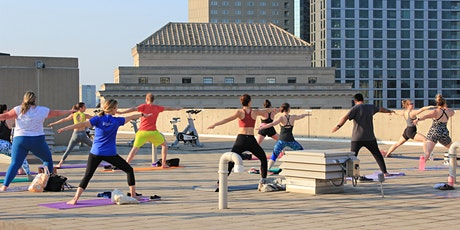 Rooftop Yoga! tickets