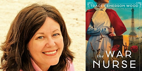 Author TRACEY ENERSON WOOD Interviewed by Author JULIA KELLY tickets