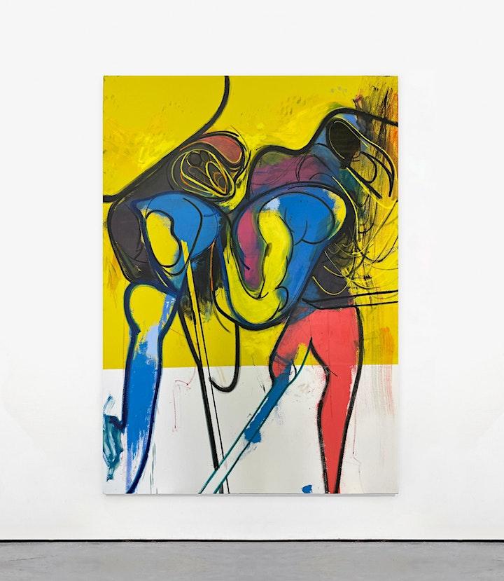 Afbeelding van Opening Daniel Richter | Shellshock | Amsterdam Art Week