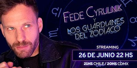 FEDE CYRULNIK Y LOS GUARDIANES DEL ZODÍACO - Streaming entradas
