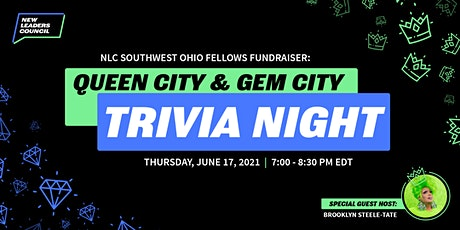 NLC SW Ohio Fellows Fundraiser: Queen City & Gem City Trivia Night tickets