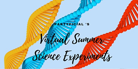 Partyficial Summer Science Experiment tickets